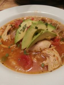 White Bean Chicken Chili or Soup