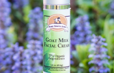 Honey Sweetie Acres Goat Milk Facial Cream