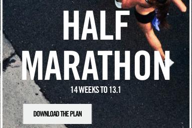 Half Marathon to Full Marathon: Picking a training program